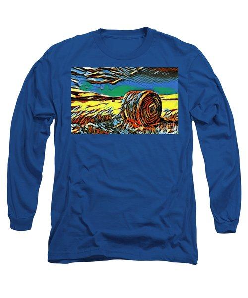 Spring Landscape Long Sleeve T-Shirt