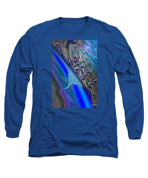Sprinters Awl Long Sleeve T-Shirt by Steve Sperry