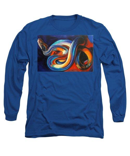 Ssssnake Long Sleeve T-Shirt