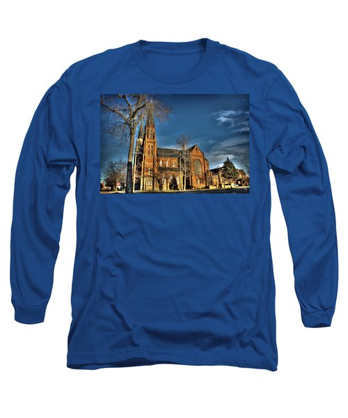 St. Annes Detroit Mi Long Sleeve T-Shirt