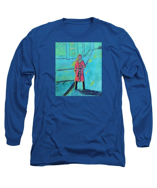 Standing Strong Long Sleeve T-Shirt