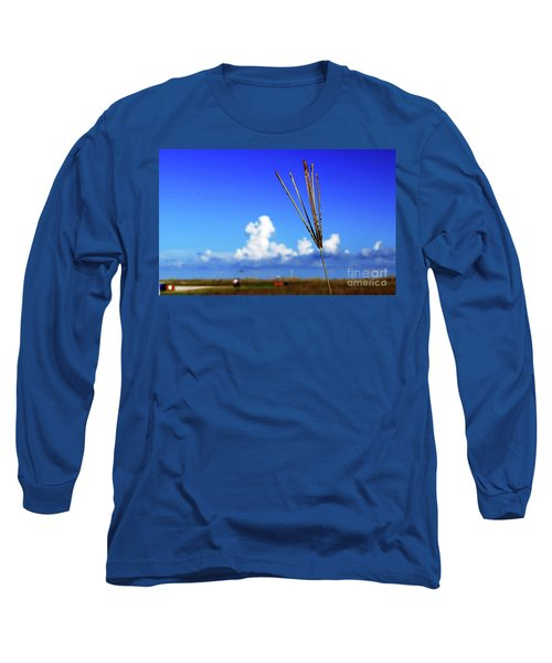 Long Sleeve T-Shirt featuring the photograph Standing Tall by Gary Wonning