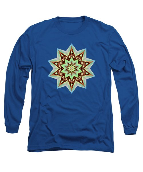 Long Sleeve T-Shirt featuring the photograph Star Of Strength By Kaye Menner by Kaye Menner