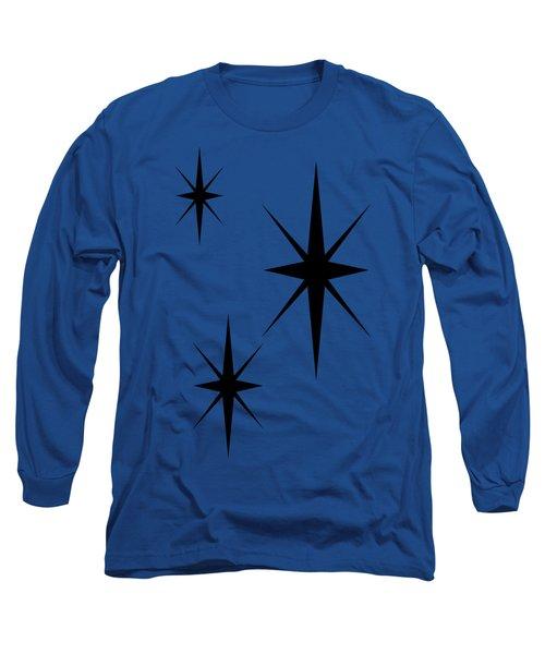 Starburst 1 Trio  Long Sleeve T-Shirt