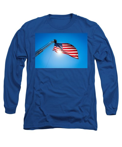Stars And Stripes Forever Long Sleeve T-Shirt