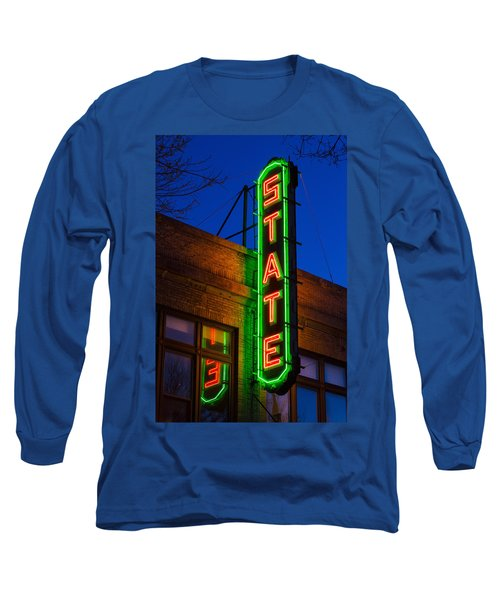 State Theatre - Ithaca Long Sleeve T-Shirt