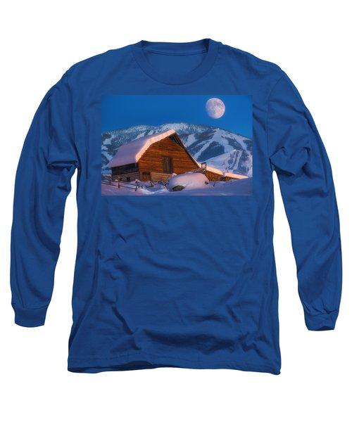 Steamboat Dreams Long Sleeve T-Shirt