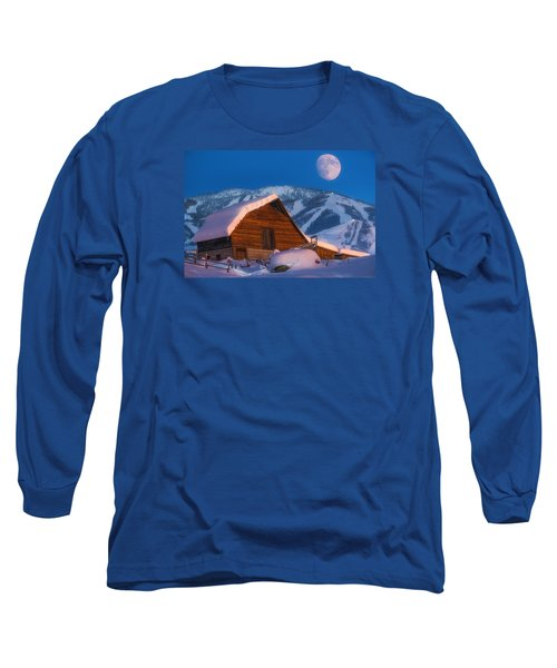 Steamboat Dreams Long Sleeve T-Shirt