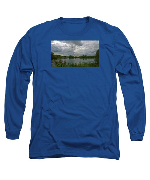Still Waters Long Sleeve T-Shirt