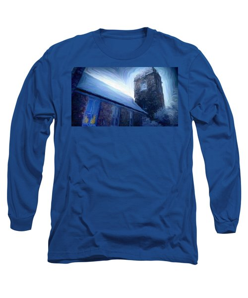 Stone Church Watch Tower Long Sleeve T-Shirt