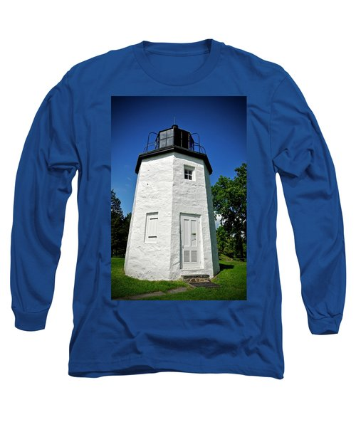 Stony Point Lighthouse Long Sleeve T-Shirt