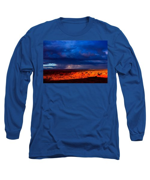 Storm On The Way Long Sleeve T-Shirt