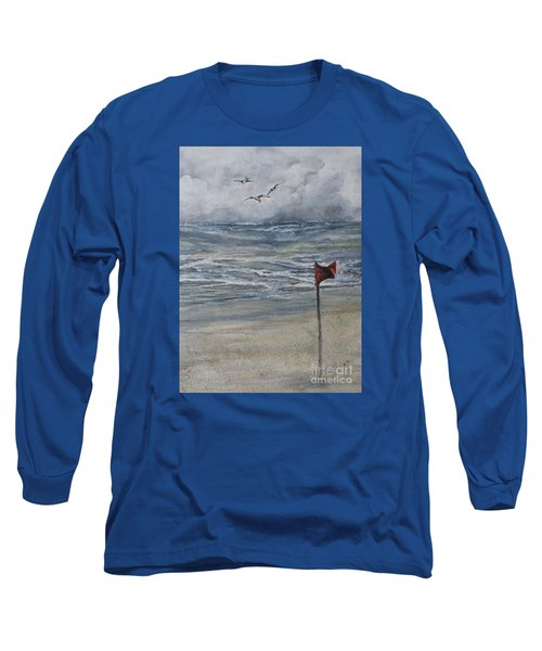 Storm Warning Long Sleeve T-Shirt