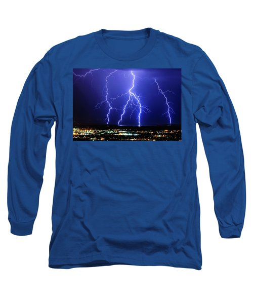 Strike Four Long Sleeve T-Shirt