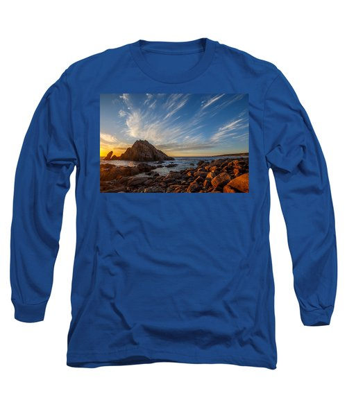 Sugarloaf Rock  Long Sleeve T-Shirt