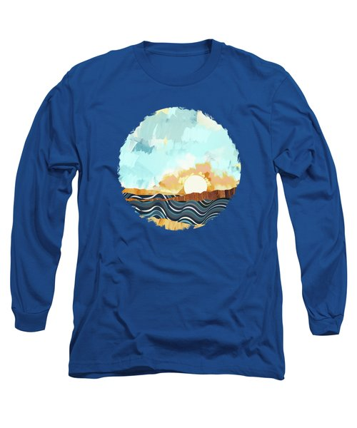 Summer Beach Sunset Long Sleeve T-Shirt