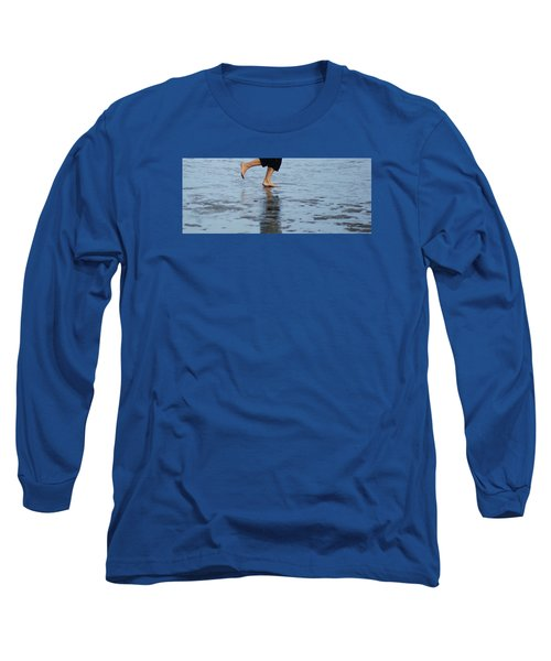 Summer Feet   #2 Long Sleeve T-Shirt by Margie Avellino