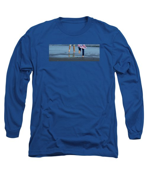 Summer Feet   #3 Long Sleeve T-Shirt by Margie Avellino