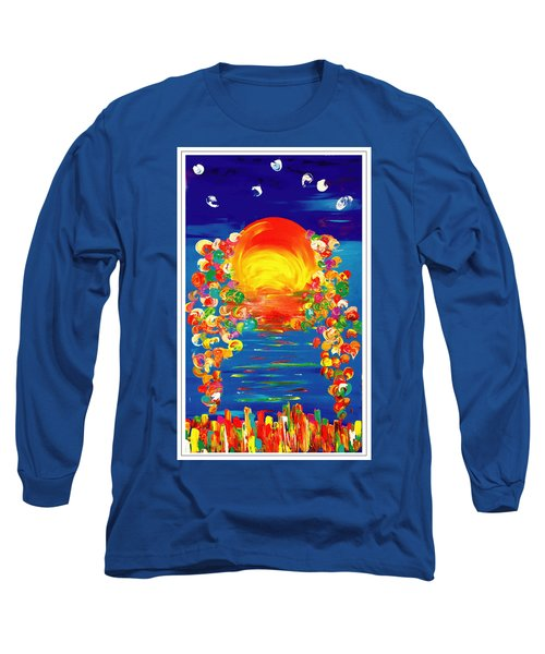 Summer In The Burgs Long Sleeve T-Shirt