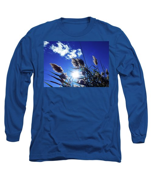 Sunburst Reeds Long Sleeve T-Shirt