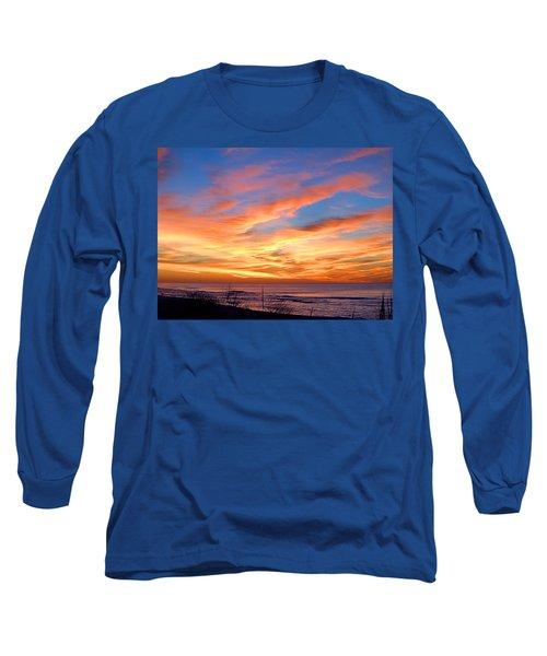 Sunrise Dune I I I Long Sleeve T-Shirt