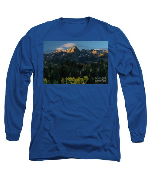 Sunrise In Colorado - 8689 Long Sleeve T-Shirt