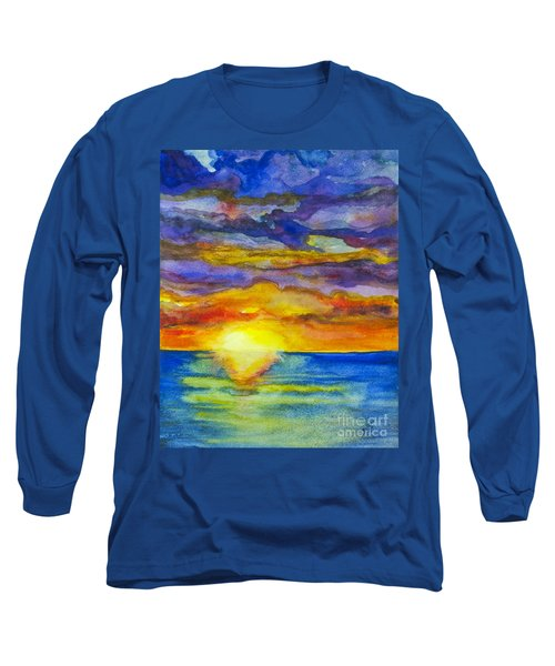 Sunset 1 Long Sleeve T-Shirt