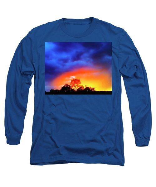 Sunset Extraordinaire Long Sleeve T-Shirt