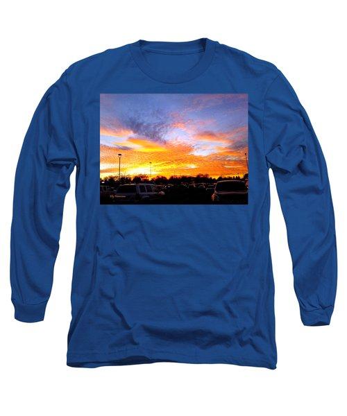 Sunset Forecast Long Sleeve T-Shirt
