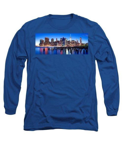 Magic Manhattan Long Sleeve T-Shirt