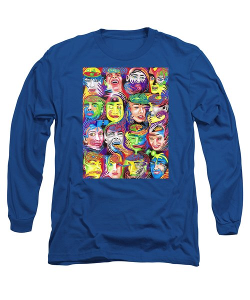 Supererogatory Cognizance Long Sleeve T-Shirt