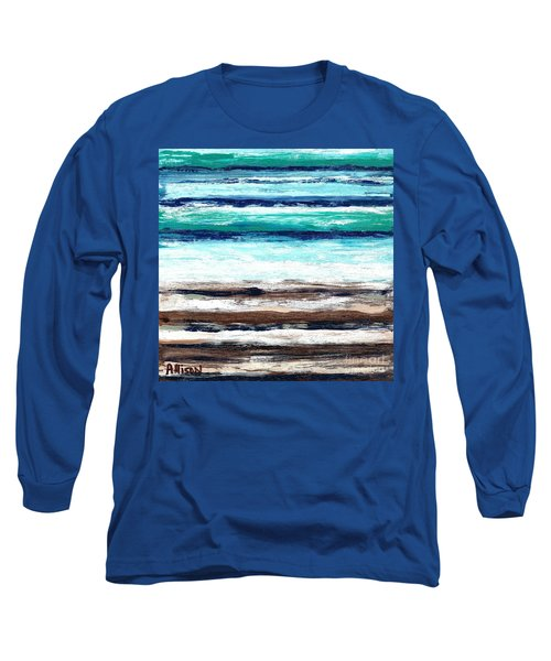 Surf And Turf Long Sleeve T-Shirt