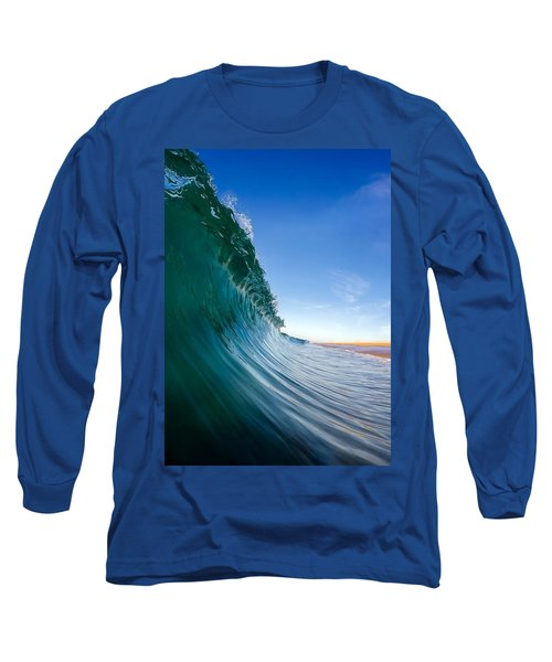 Surface Long Sleeve T-Shirt by Sean Foster
