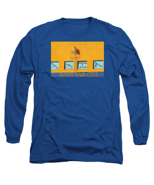 Sweet Town Cafe Long Sleeve T-Shirt