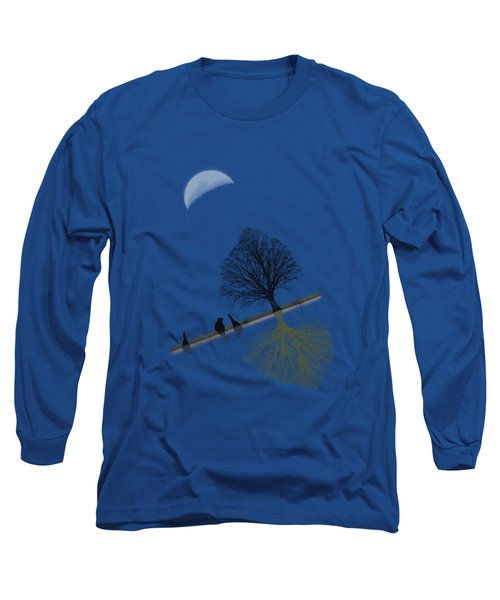 Switch Long Sleeve T-Shirt by AugenWerk Susann Serfezi
