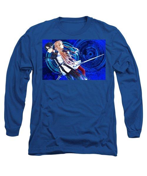 Sword Art Online Movie Ordinal Scale Long Sleeve T-Shirt