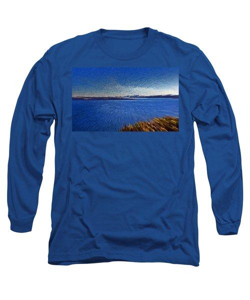 Sydney From North Head Long Sleeve T-Shirt