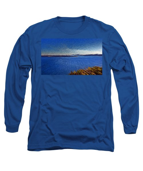 Sydney From North Head Long Sleeve T-Shirt