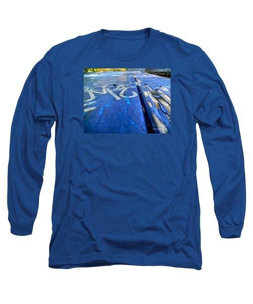 Table Graffiti Long Sleeve T-Shirt