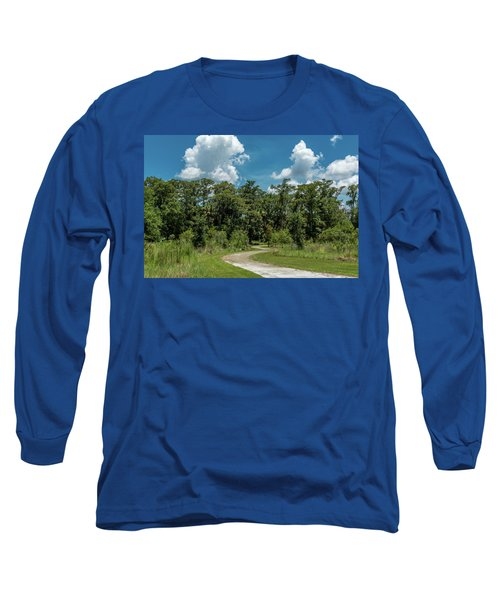 Take The Path Less Traveled Long Sleeve T-Shirt