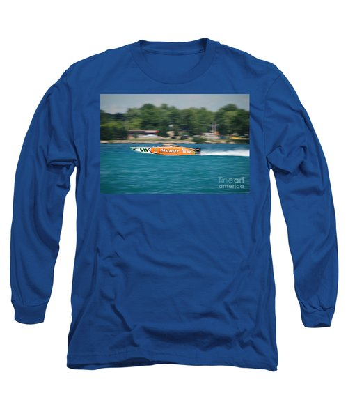 Talbot Offshore Racing Long Sleeve T-Shirt