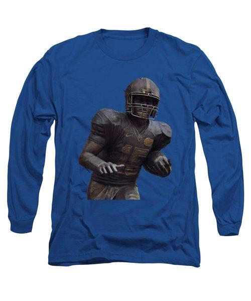 Tebow Transparent For Customization Long Sleeve T-Shirt