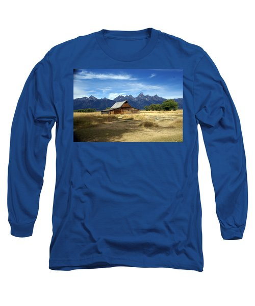 Teton Barn 3 Long Sleeve T-Shirt