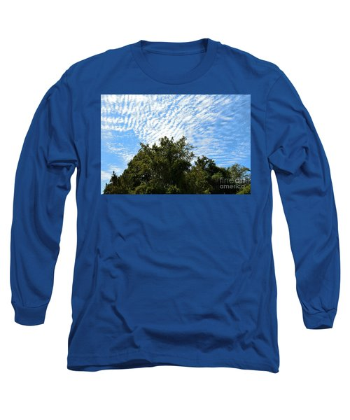 Long Sleeve T-Shirt featuring the photograph Texas Scene - Midday  by Ray Shrewsberry