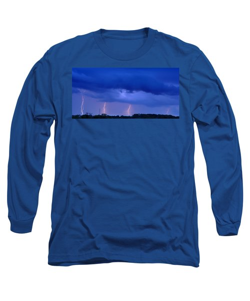 The Approching Storm Long Sleeve T-Shirt