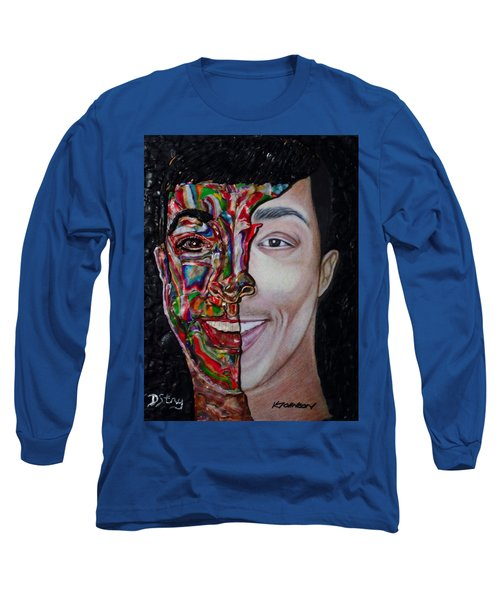 The Artist Within Long Sleeve T-Shirt