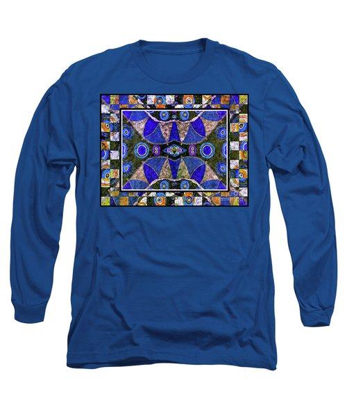 The Blue Vibrations Long Sleeve T-Shirt