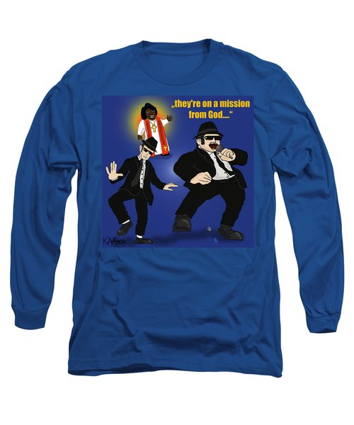 The Blues Brothers Long Sleeve T-Shirt
