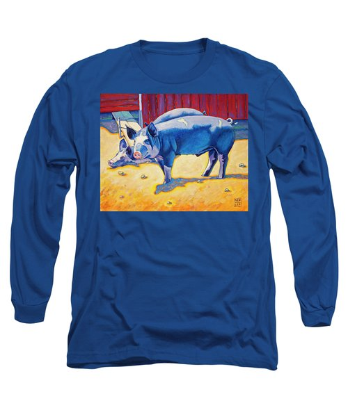 The Break Room Long Sleeve T-Shirt