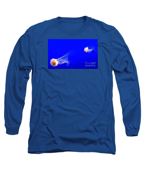 Long Sleeve T-Shirt featuring the photograph The Chase by Vanessa Palomino